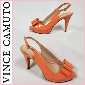 Vince Camuto Ava Patent Leather Pump